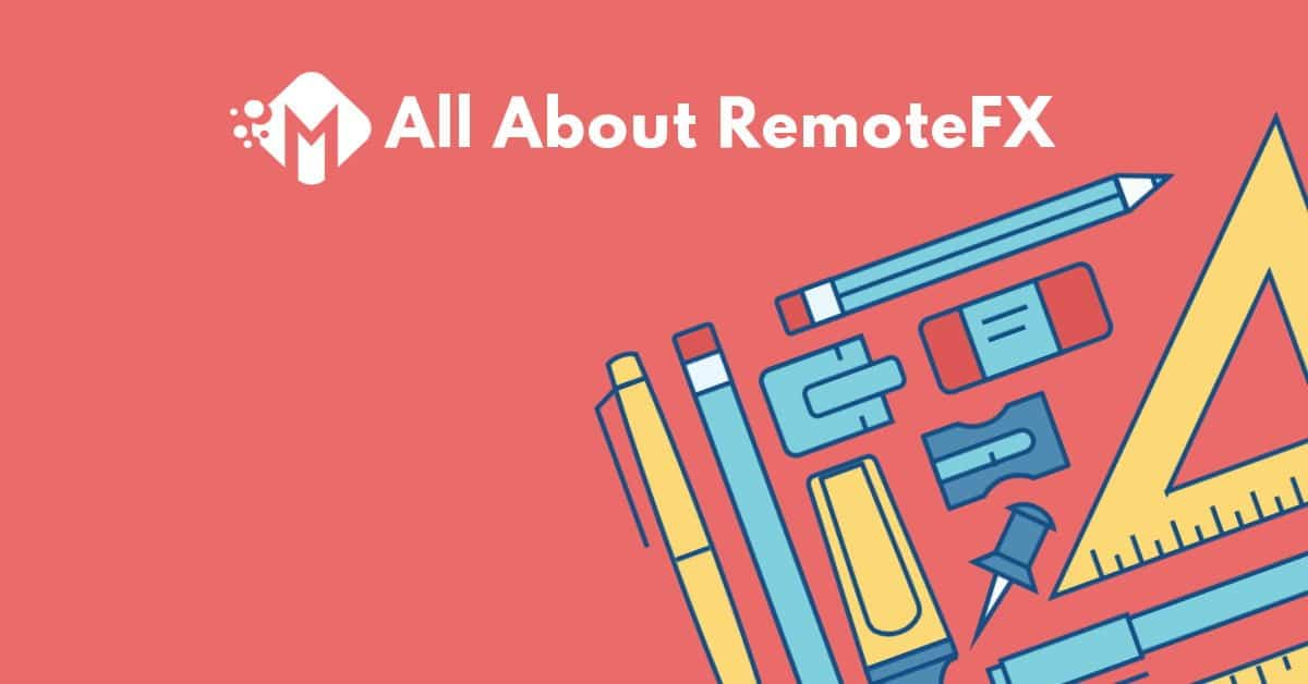 RemoteFX مجموعه ای از فناوری های پروتکل دسک تاپ از راه دور