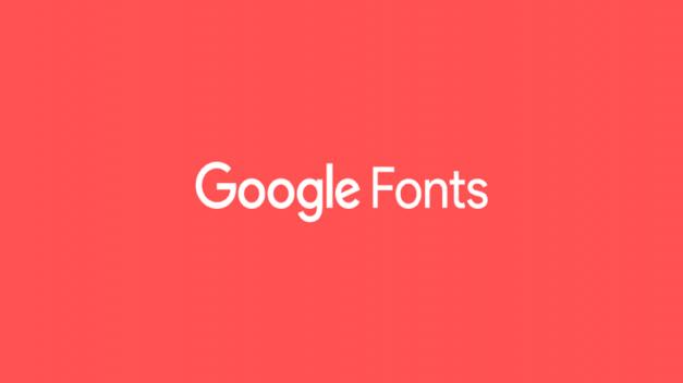 گوگل فونت چیست؟